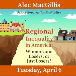Regional Inequality in America