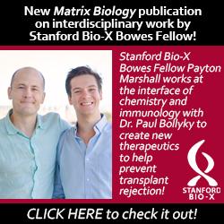 Stanford Bio-X PhD Fellow