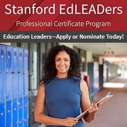 Stanford EdLEADers