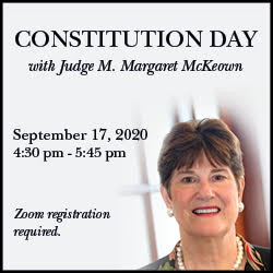 Constitution Day Lecture