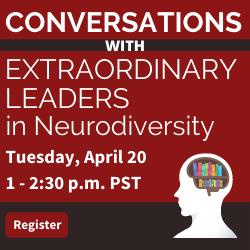Extraordinary Leaders: Neurodiversity