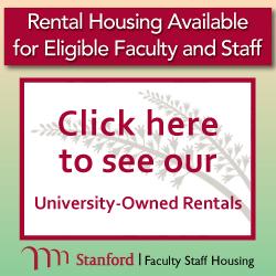 Faculty Staff Housing Rentals
