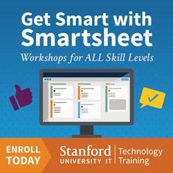 Tech Training Smartsheet