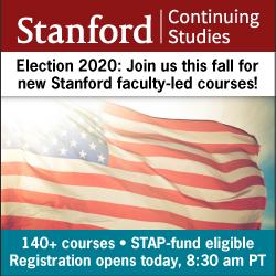 Continuing Studies Fall 2020