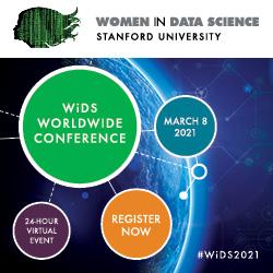 Registration for Women in Data Science
