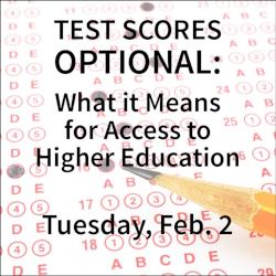 Test Scores Optional