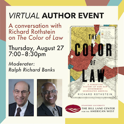 Virtual event with Richard Rothstein