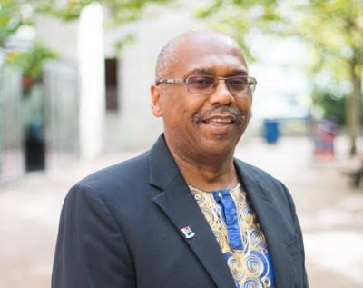 Dr. Damani Johnson is this year's 2020 Lifetime Peacemaker Awardee!