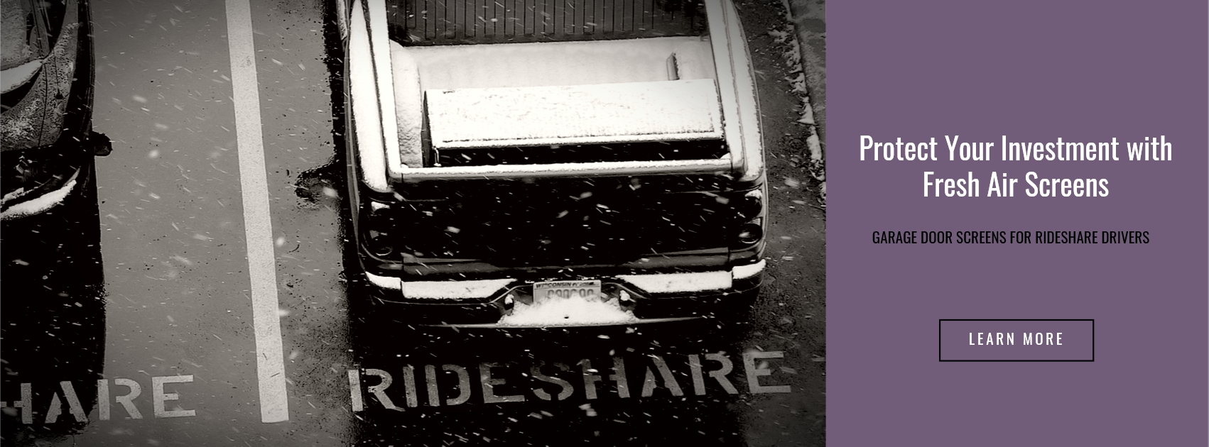 Ride Share Banner