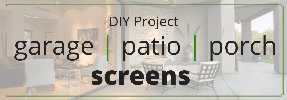 DIY Screen Banner