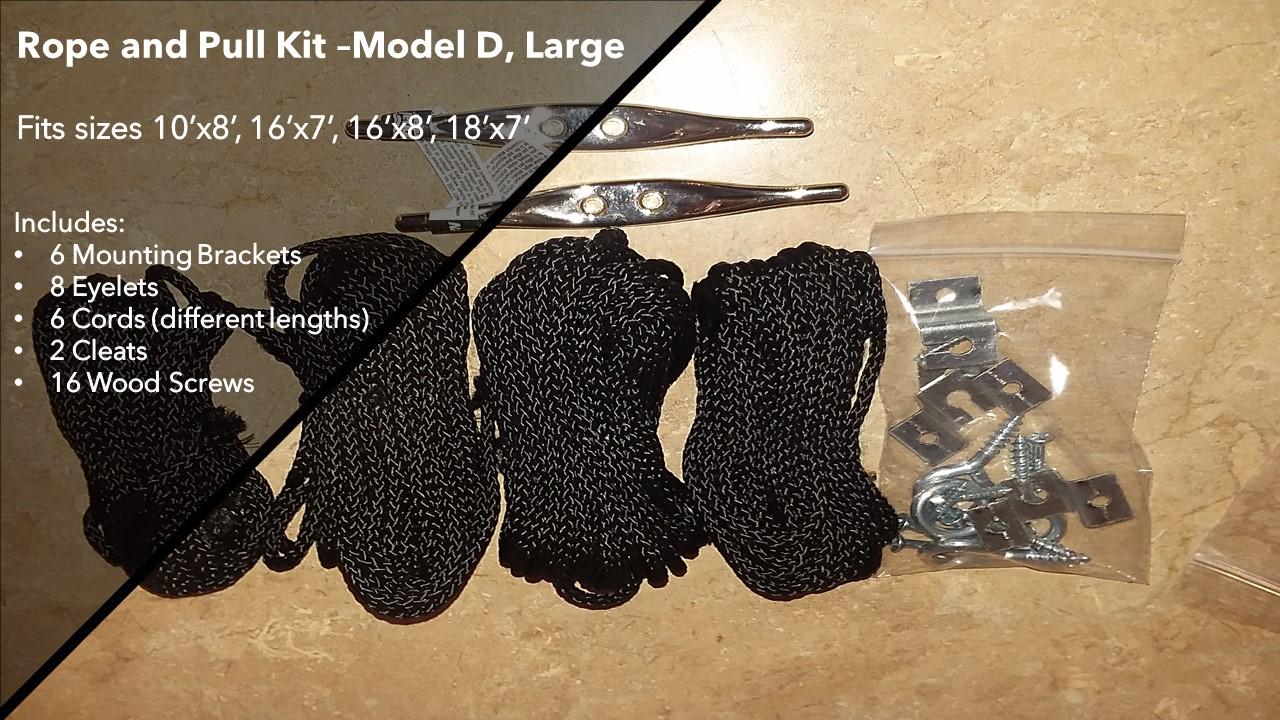 Large D RP Kit