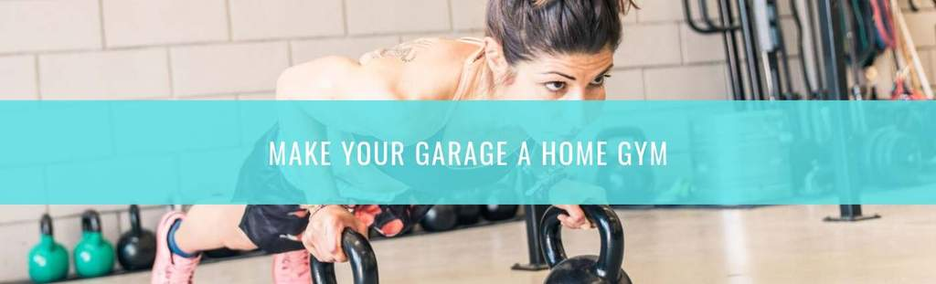 Home Gym Banner