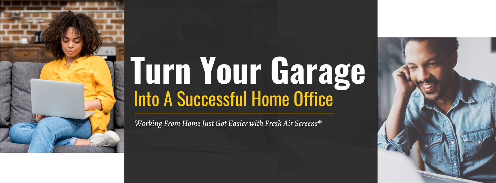 Home Office Banner