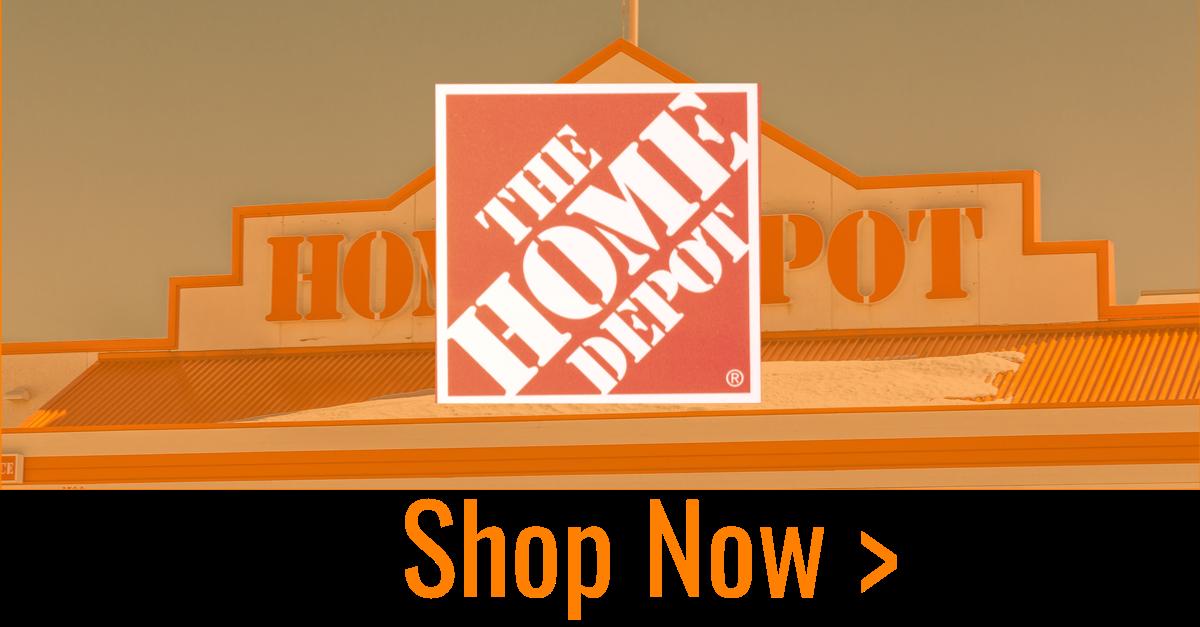 Home Depot Banner