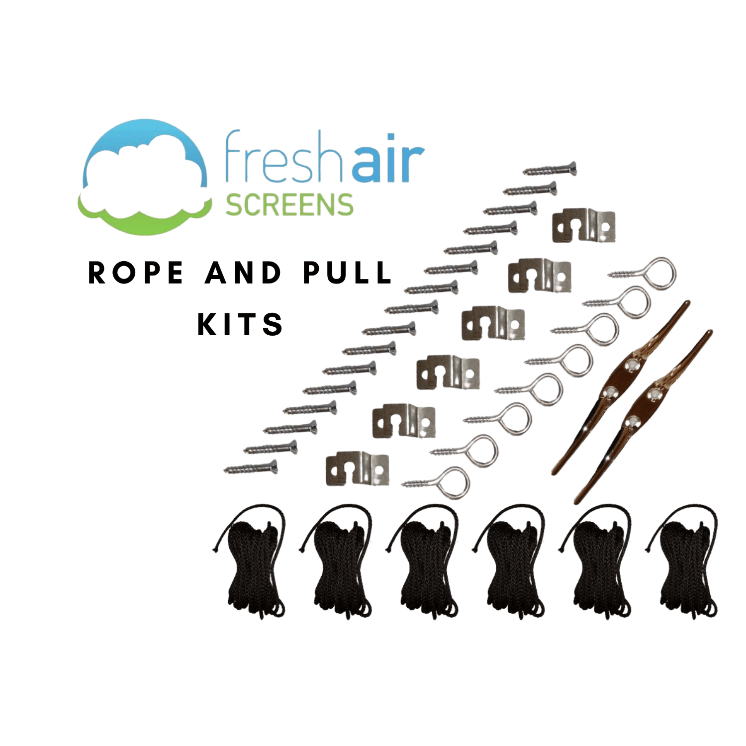 Rope and Pull Kit