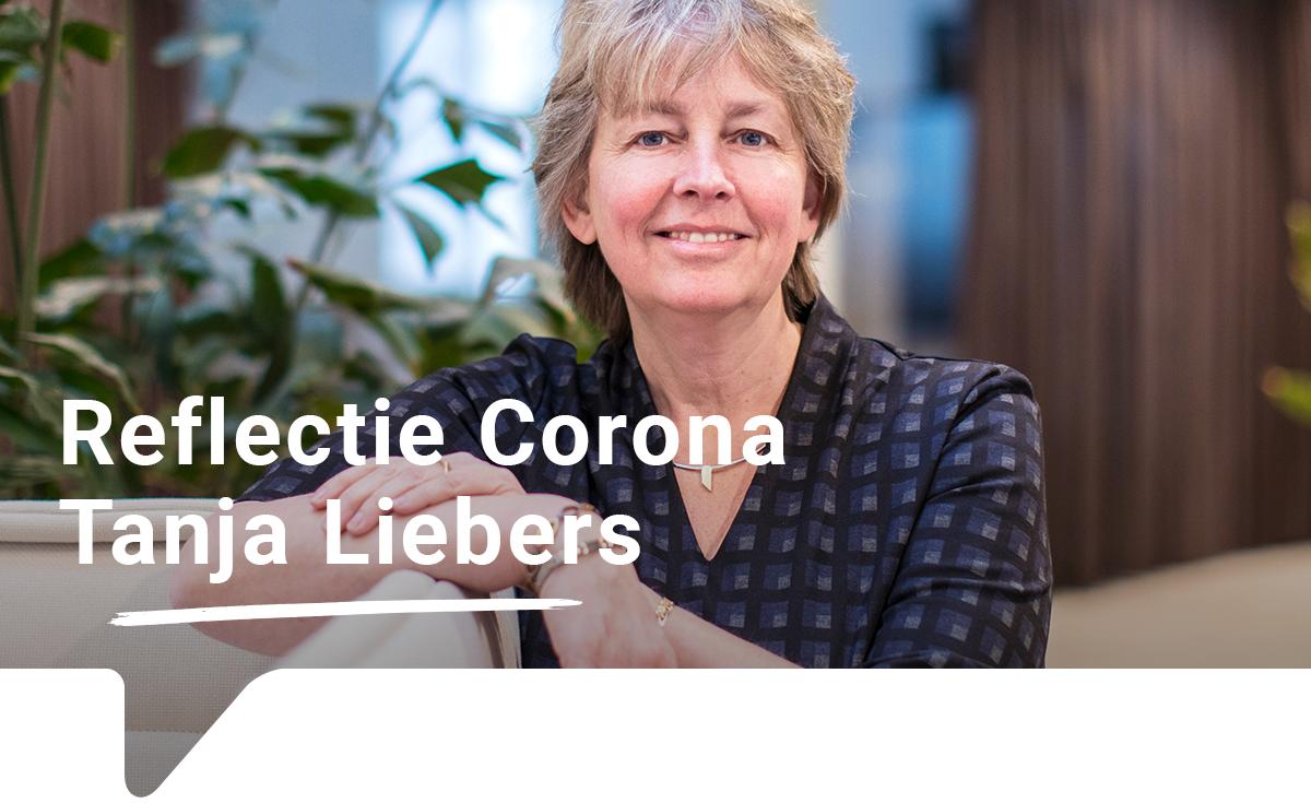 Reflectie Corona van Tanja Liebers
