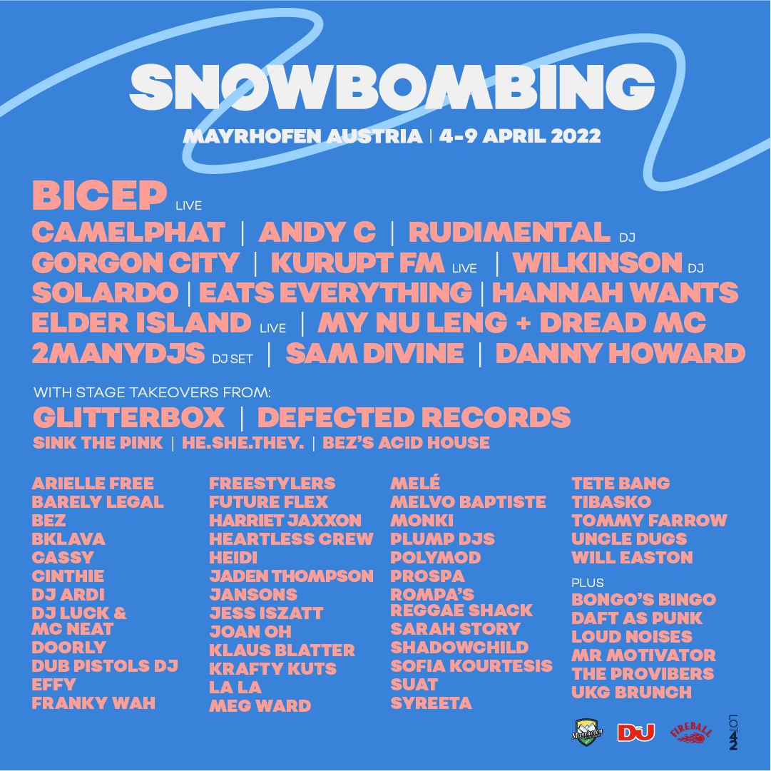Snowbombing: New rooftop venue for SB22 18