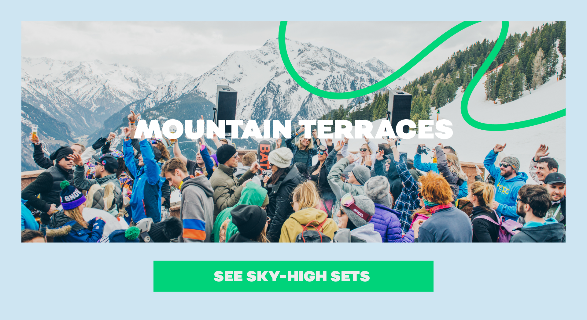 Snowbombing: SB22 lineup announcement coming soon 12