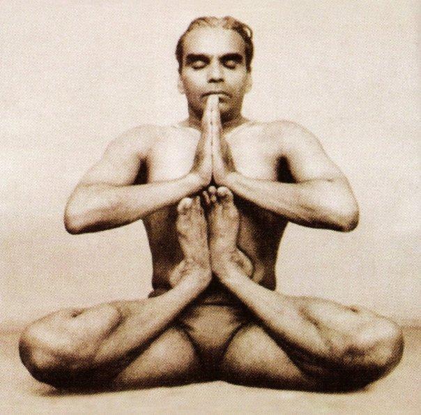 Il grande maestro B.K.S. Iyengar