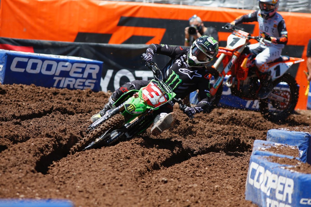 Forkner wins, and Another Podium for Tomac