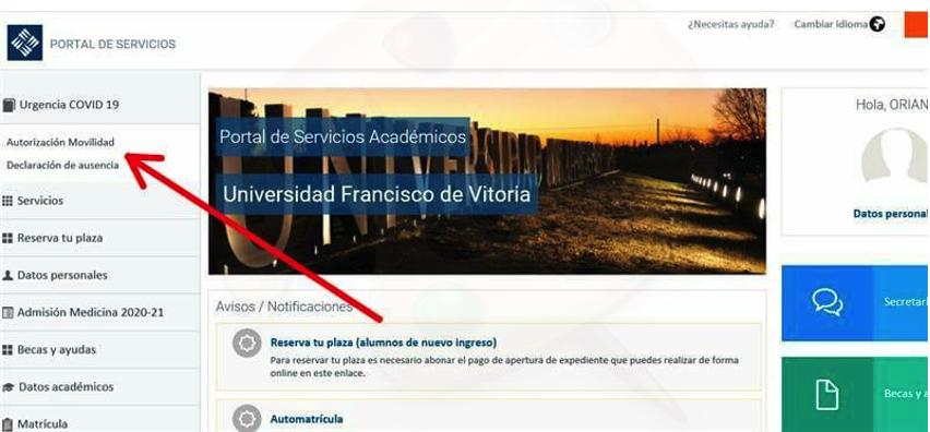 3fdfc1eb 7e41 4e27 b199 c32ed64d1461 Comunicados para la comunidad universitaria de la UFV relativa al curso 20 21 Estudiar en Universidad Privada Madrid
