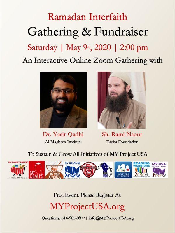 2020 Ramadan Interfaith Gathering - MY Project USA