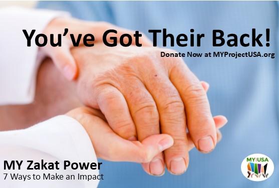 MY Zakat Power - MY Project USA