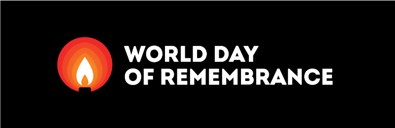 World Day of Remembrance logo