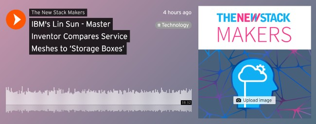 IBM's Lin Sun - Master Inventor Compares Service Meshes to 'Storage Boxes'