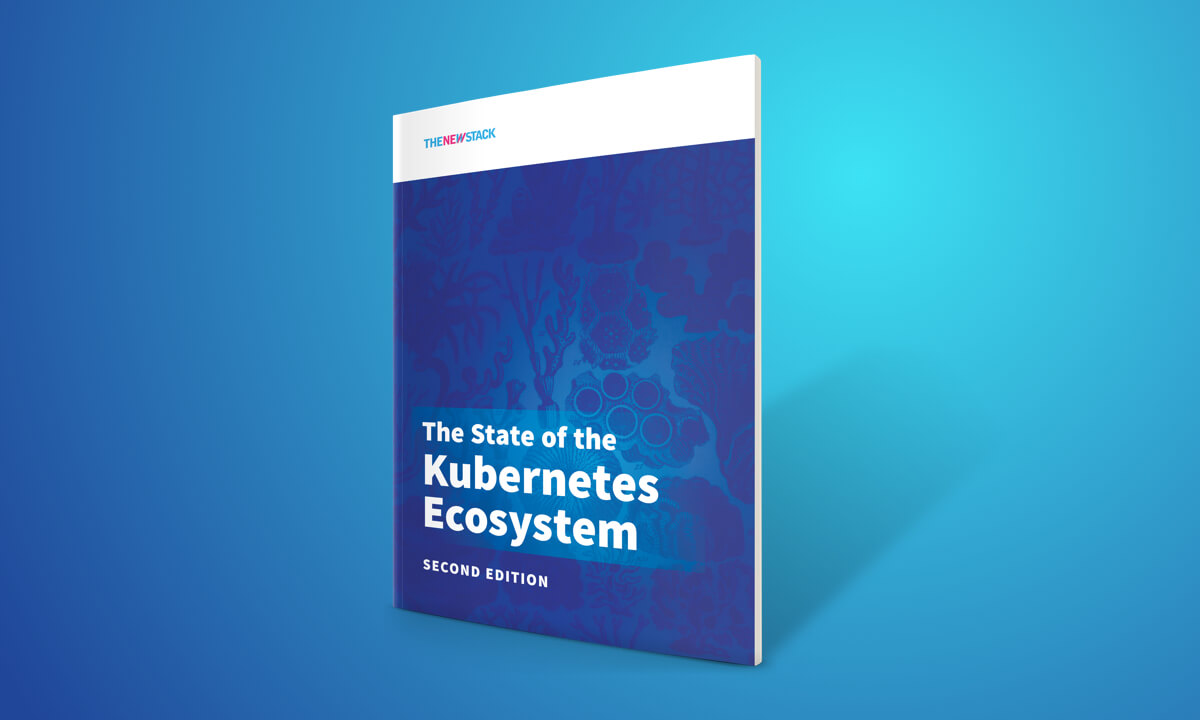 Pre-register to get the new second edition of the Kubernetes ebook!