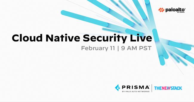 Cloud Native Security Live //FEB. 11, 2020//ONLINE