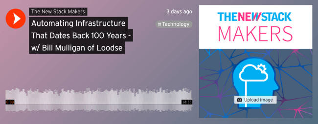 Automating Infrastructure That Dates Back 100 Years - w/ Bill Mulligan of Loodse