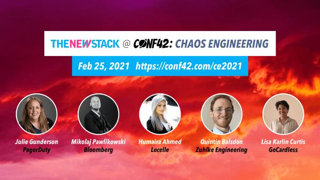 Conf42 Chaos Engineering // FEB. 25//VIRTUAL