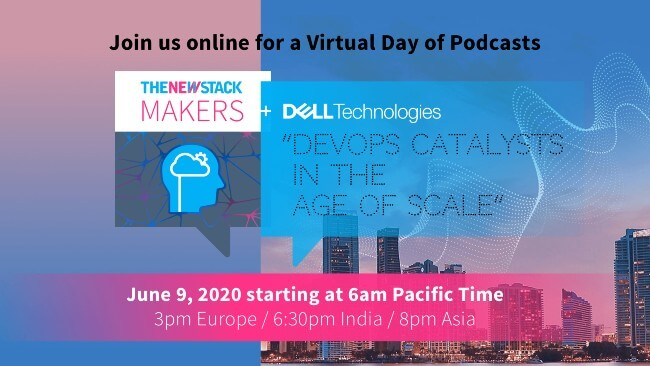 Dell Technologies Virtual Day of Podcasts // JUNE 9 // VIRTUAL FROM 6AM - 11AM PDT