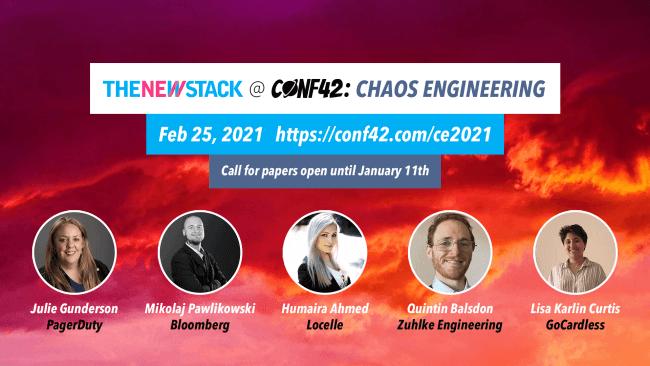 Conf42 Chaos Engineering // FEB.25 //VIRTUAL