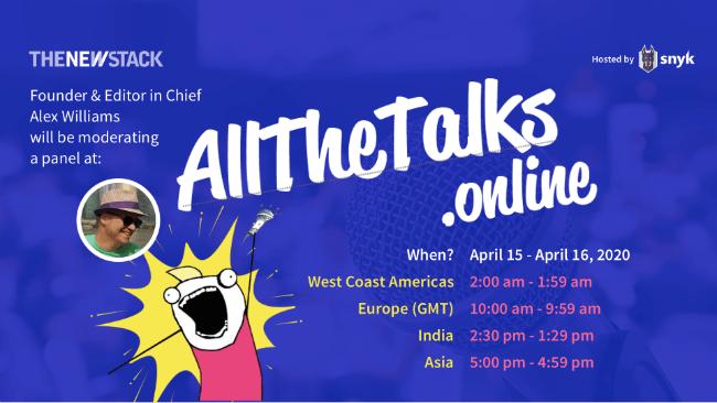 APRIL 15 // Virtual Conference // Online