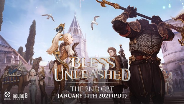 Bless Unleashed's 2nd PC Beta is Now Live