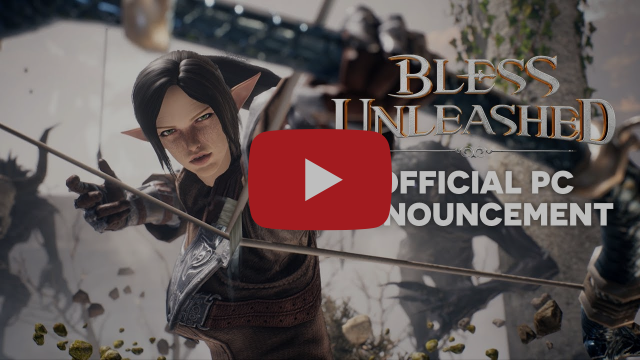 Bless Unleashed Coming to PC in Early 2021