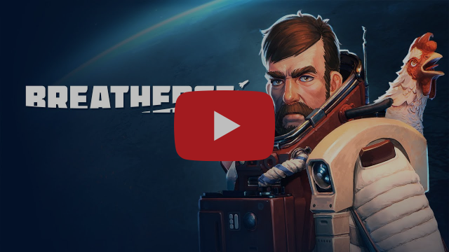 Breathedge Now Available on Steam and Epic Games Store!