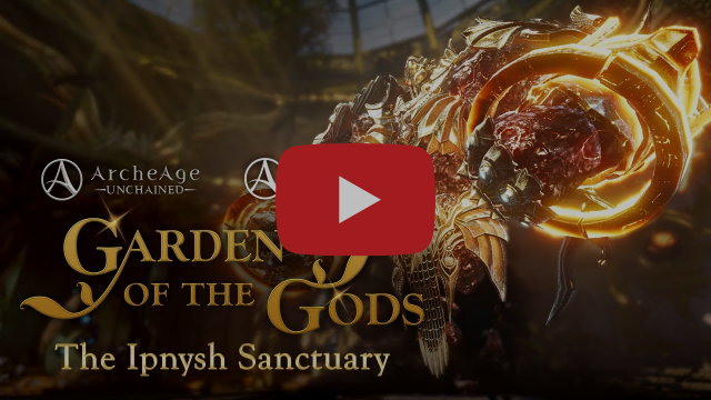 ArcheAge Reveals Garden of the Gods: The Ipnysh Sanctuary
