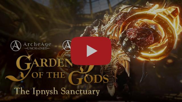 ArcheAge Reveals Garden of the Gods: The Ipnysh Sanctuary
