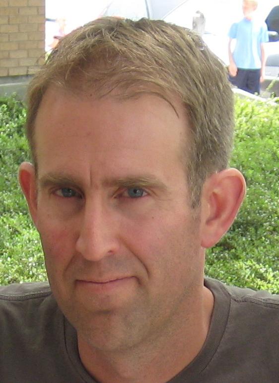 Dr. Brian McCuskey