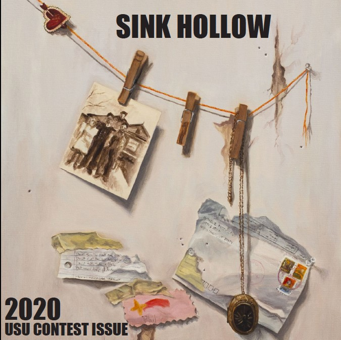 Sink Hollow Poster
