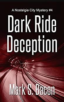Book Cover Dark Ride Deception