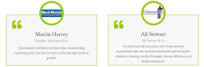 customer reviews on customer data platform affordability