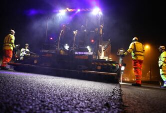 New TOTAL UK Bitumen Binder put to the test on A43 long-term study