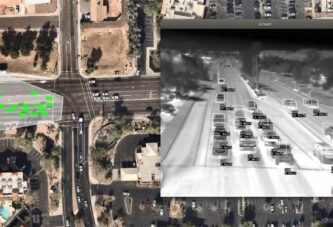 FLIR introduces AI controlled Traffic Cameras for Predictive Traffic Management