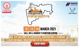 Construct Maharashtra 18 - 20 March 2021