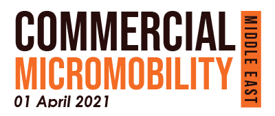 Commercial micro-mobility Middle East 1 April 2021