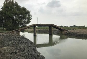 Cintec helps repair historic 500 year old Shanghai Huanqing Bridge in China